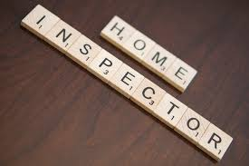 Home inspector spelled out